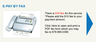 Pay By Fax